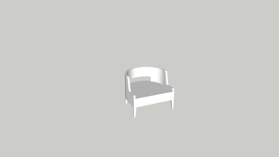 HBF Salon Chair