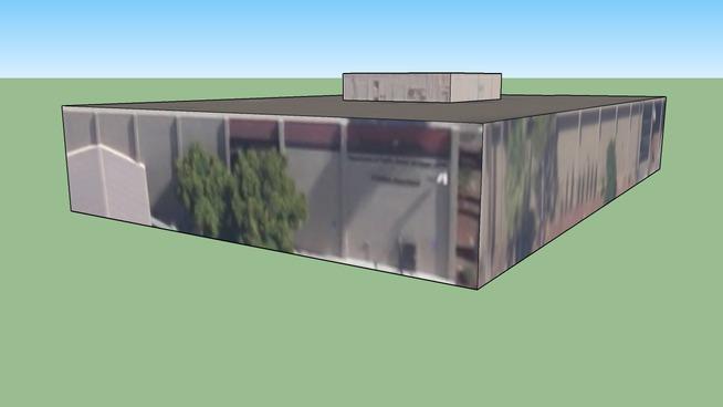 Building in Riverside 207, CA, USA