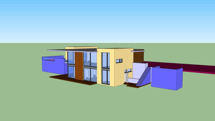 Haus nach Plan 123456