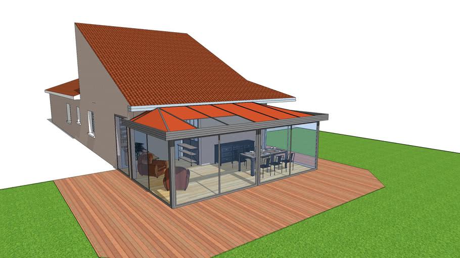 veranda | 3D Warehouse