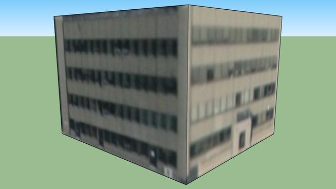 Budova na adrese Boston, MA, USA