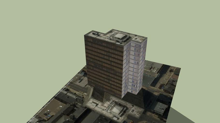 CNE Building Middlesbrough
