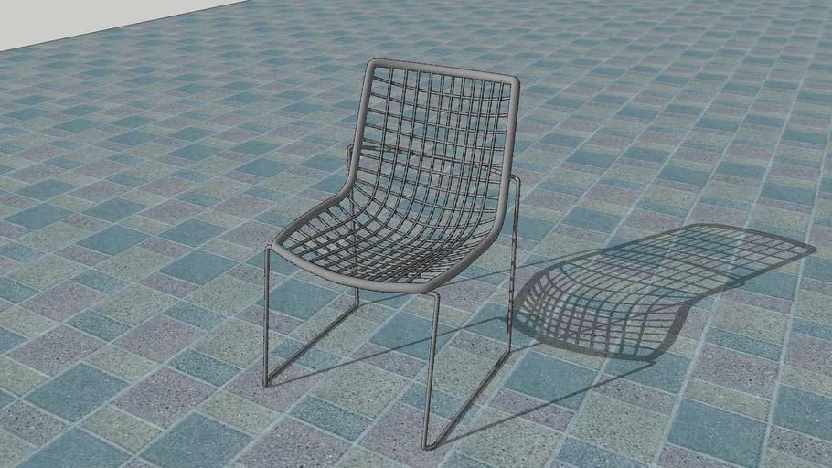 k-rom_pipe chair