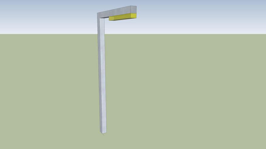 Road Lampost
