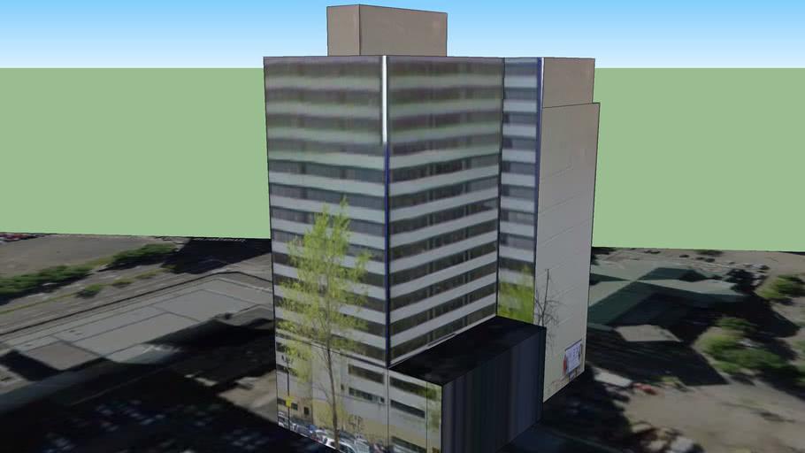 Building in Montréal