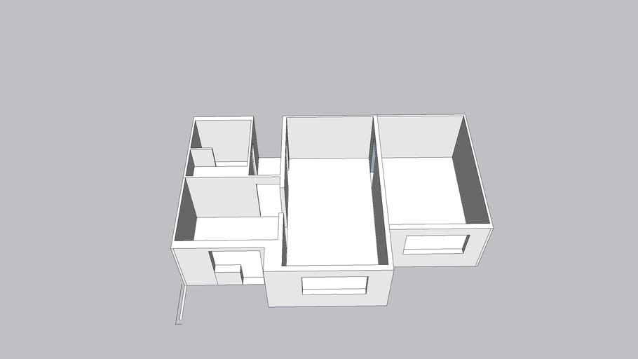 Экскиз квартиры