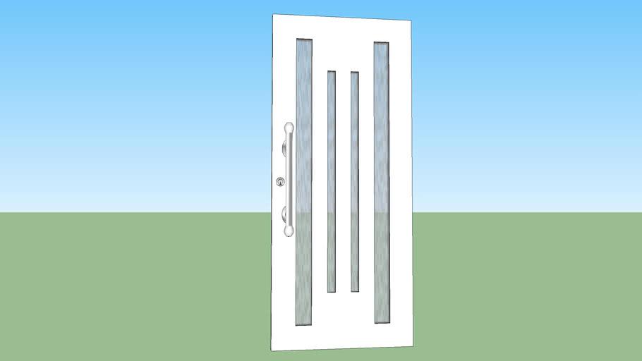 porte d'entrée 381 - front door 381