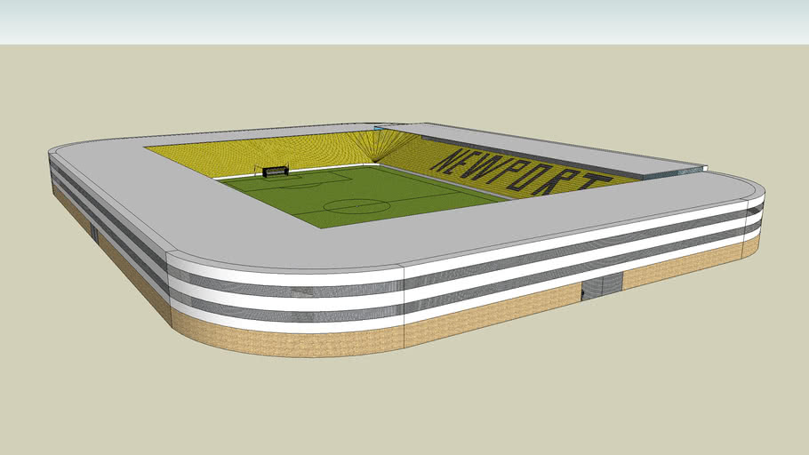 another new newport stadium