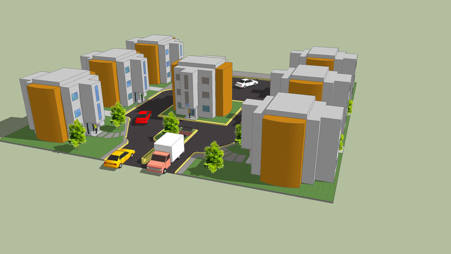 Residencial Amber