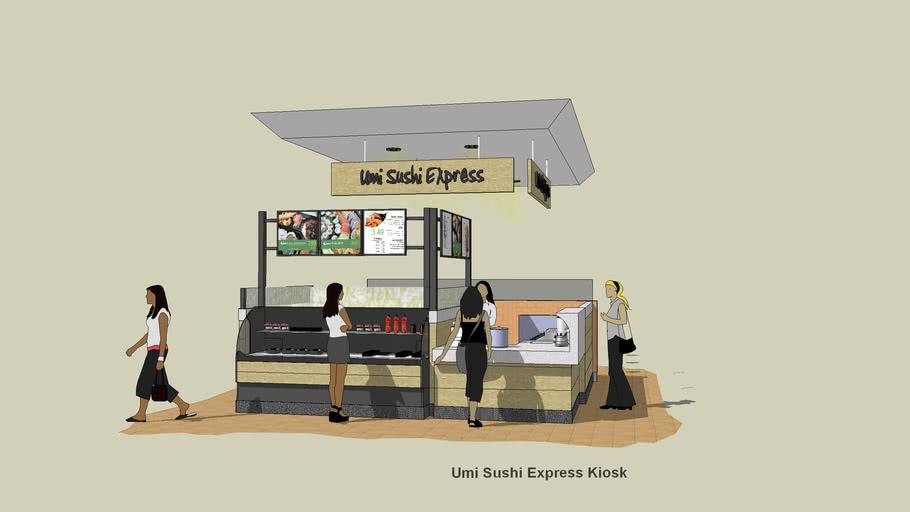 Umi Sushi Kiosk