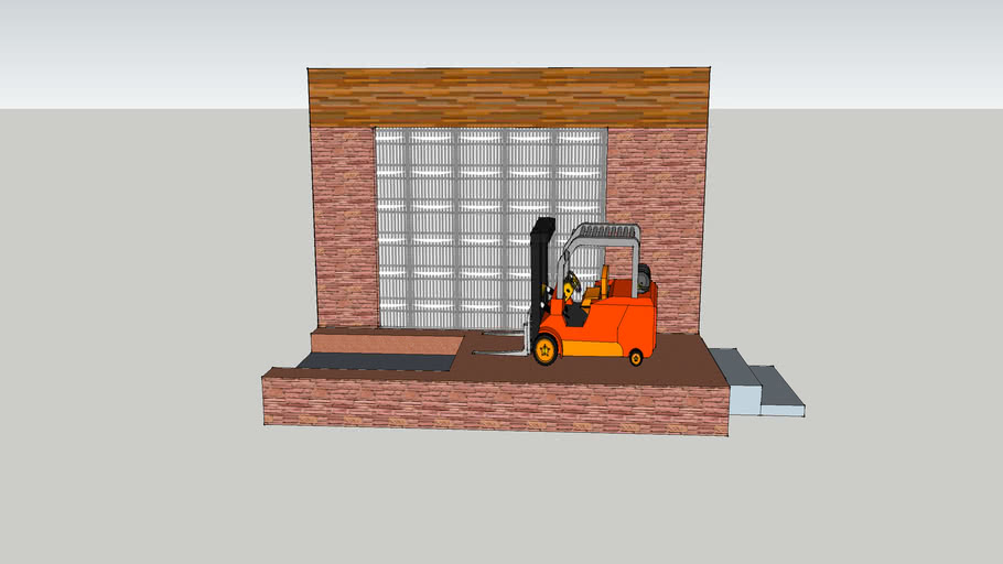 Dock Leveller for Warehouse