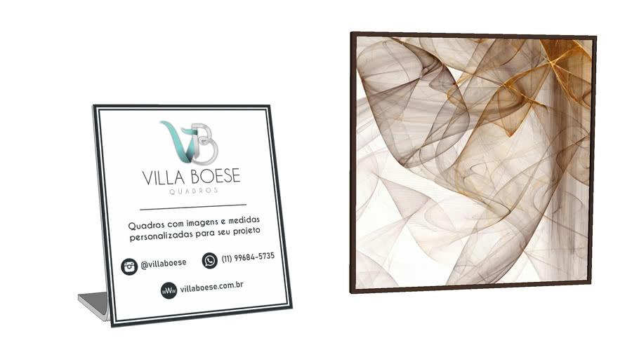 Quadro - Bloco dinâmico - Villa Boese Quadros #54