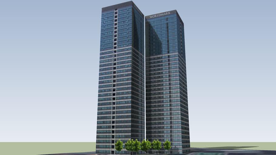 Yongsan World Mark Towers