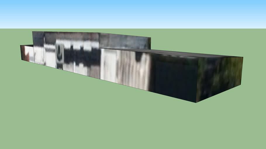Building in Paso de Los Andes 2001-2099, Mendoza, Mendoza Province, Argentina