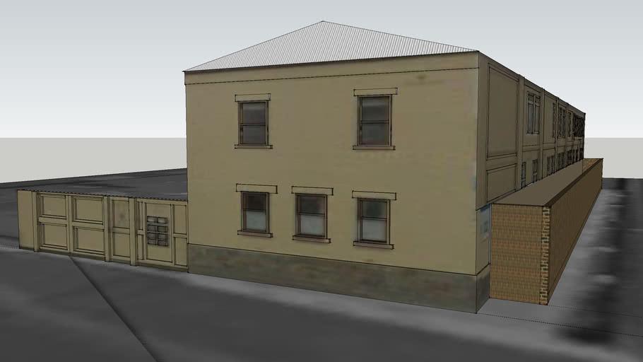 William street 3D house