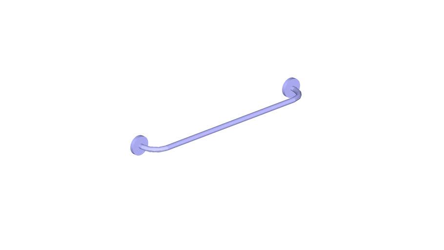 JUSTIME Towel bar(60cm)_6810-10-80CP 毛巾桿