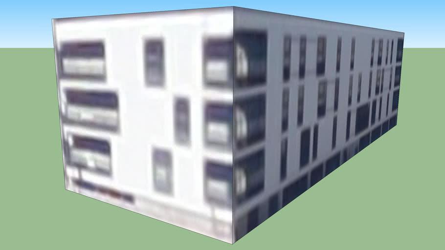 Bâtiment situé Boulevard Napoléon 1er 59370 Mons-en-Barœul, France