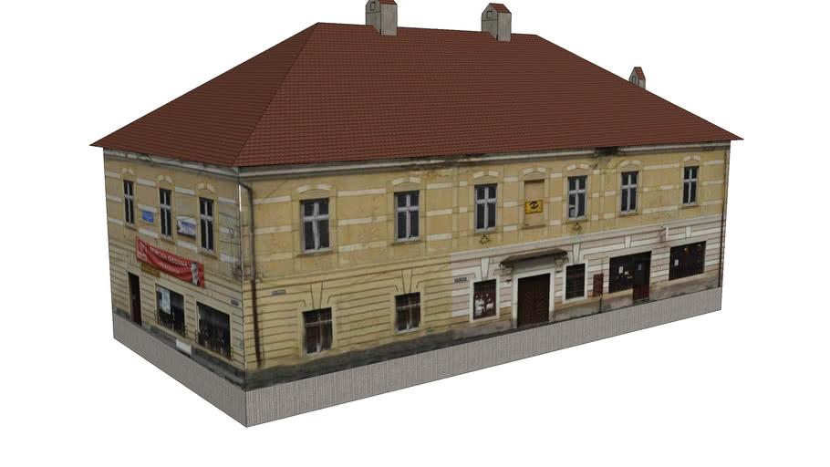 Cladire - Strada Izvorului nr 1 -  Rasnov