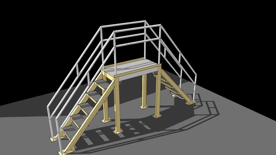 Conveyor Stair 1