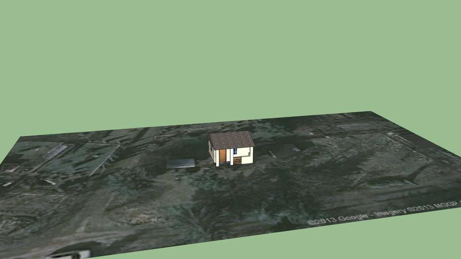 Domek działkowy