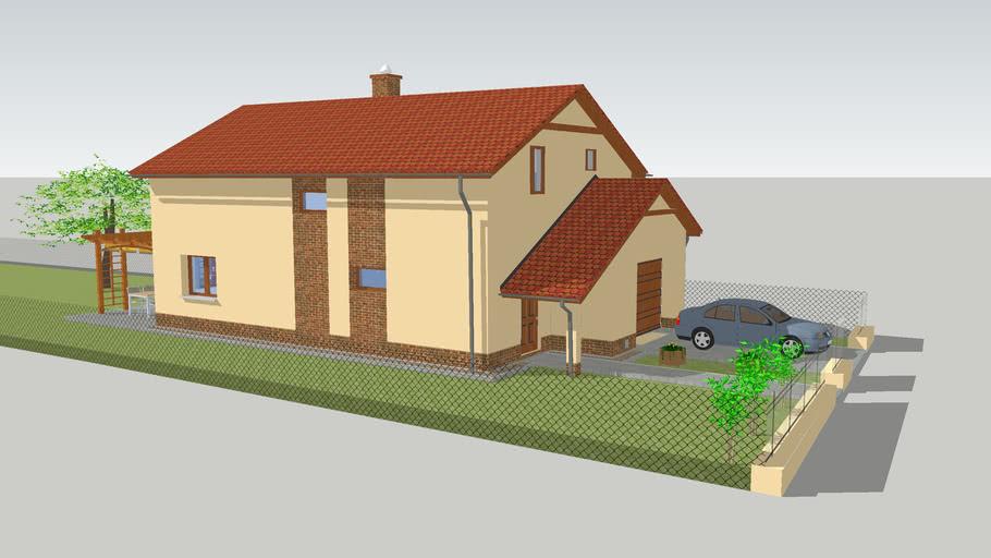 Rodinný dům MTprojekt - Libiš / Family House