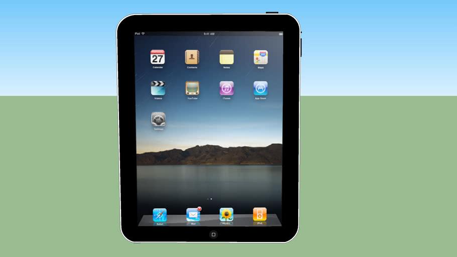 iPad (WiFi)
