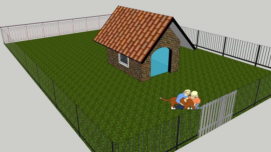 Dog house test