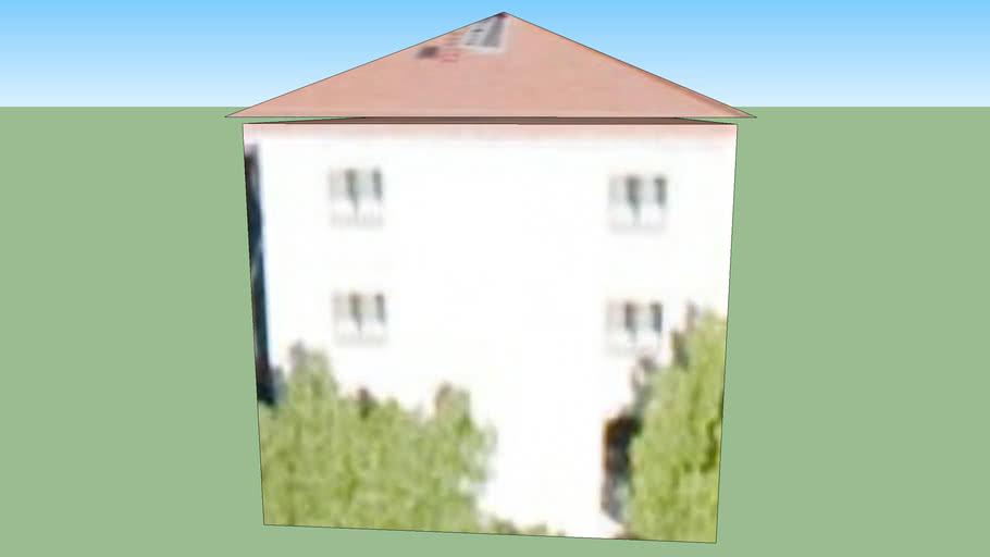 Building in Oslo, 0890, Norway
