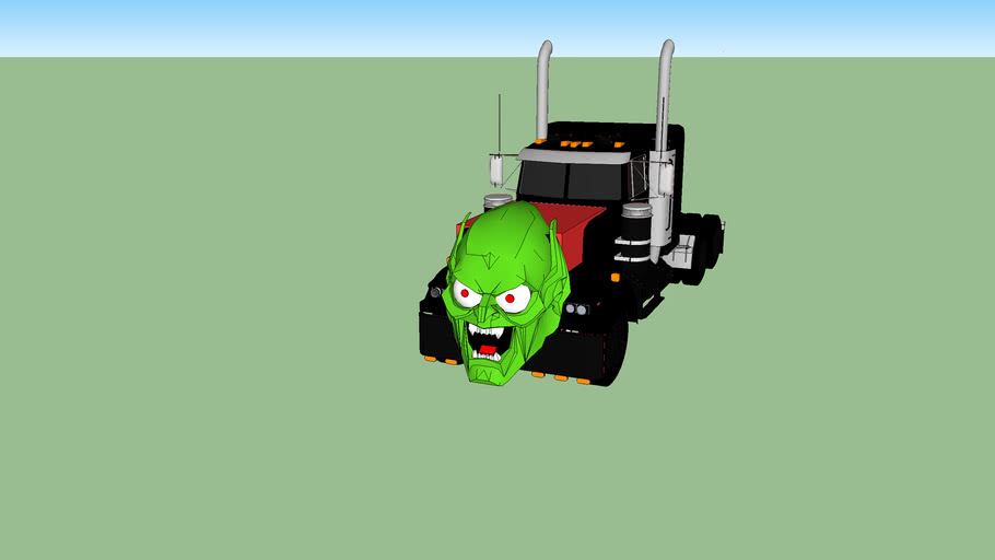 improved goblin truck