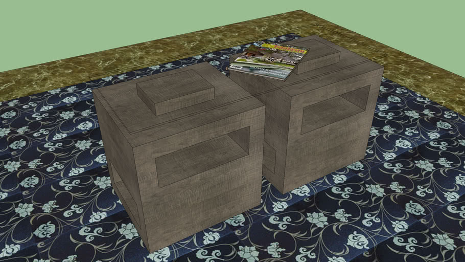 Modern table for sofa istalastu 2