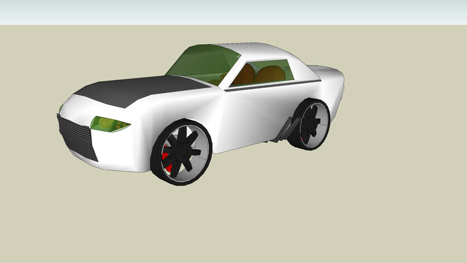 Fuerza First car