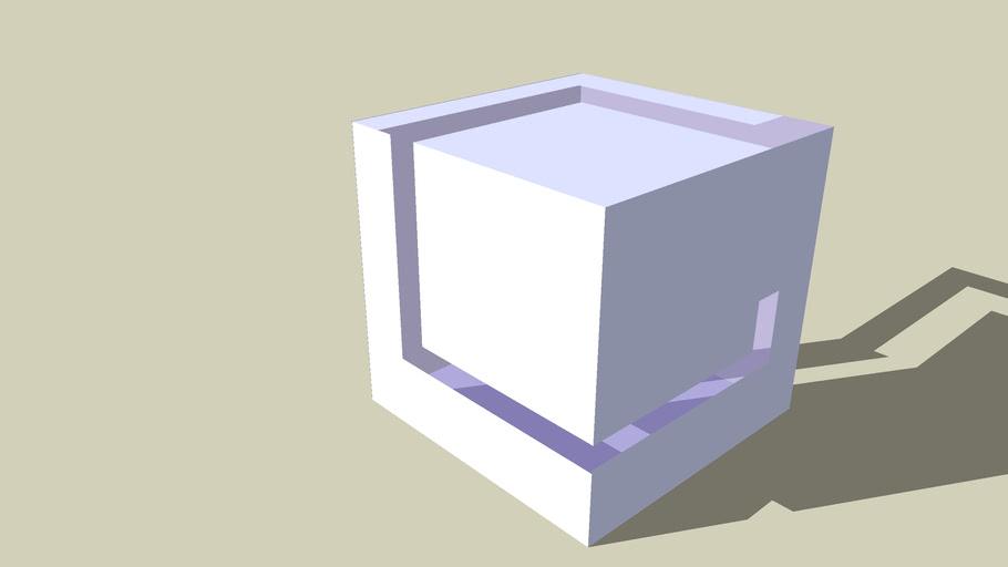 The Gamecube Logo Gc 3d Warehouse