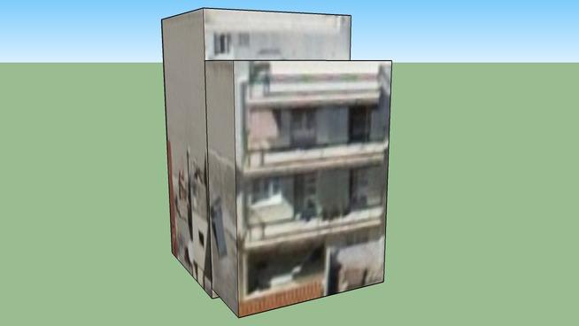 Building in Egaleo, Greece polikatikia5