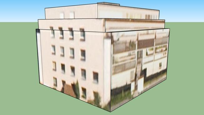Budova na adrese Praha, Na Zlatnici 7,  Česká republika
