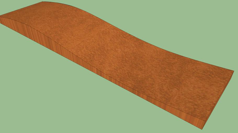 EliAcoustic Surf Slim Premiere Orange