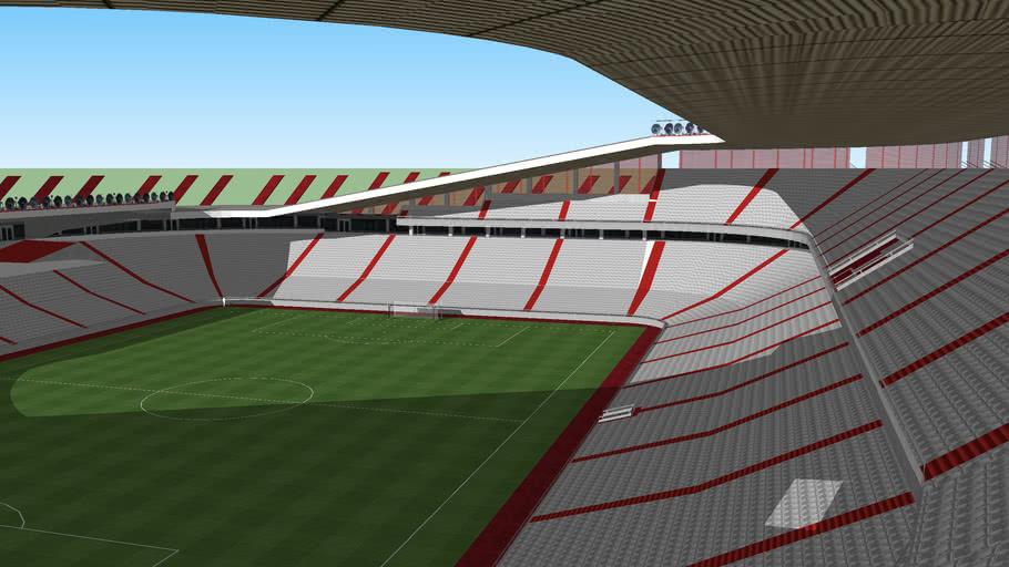 Nuevo Campo de Futbol de Vallecas (Rayo Vallecano)
