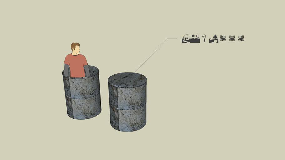 Forge barrel