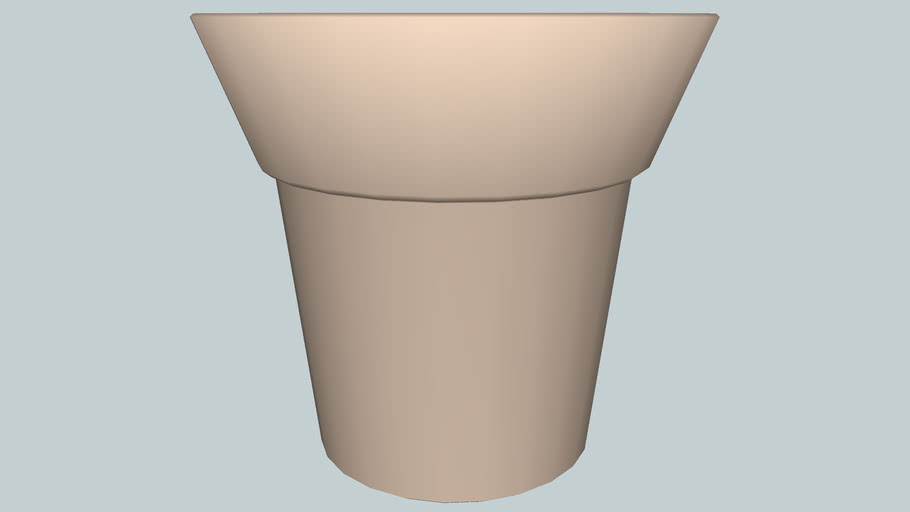 Urbarrey pot1-Gray soil