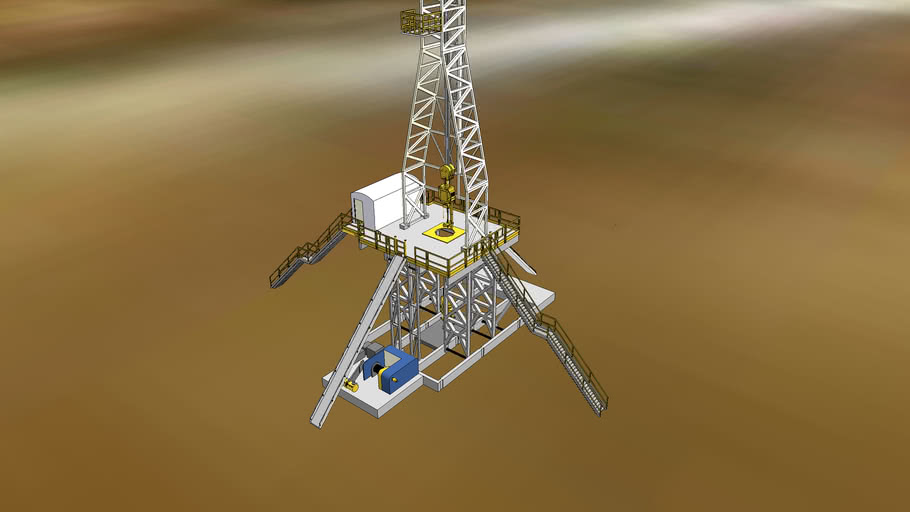 Deep Drilling Rig - Cooper Basin EGS Project