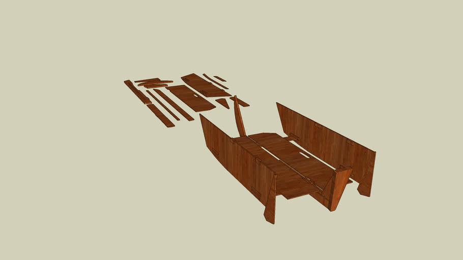 Tara Britton Chair: Folding Chairs | 512x910