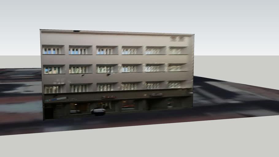 Poslovna zgrada - Čemaluša