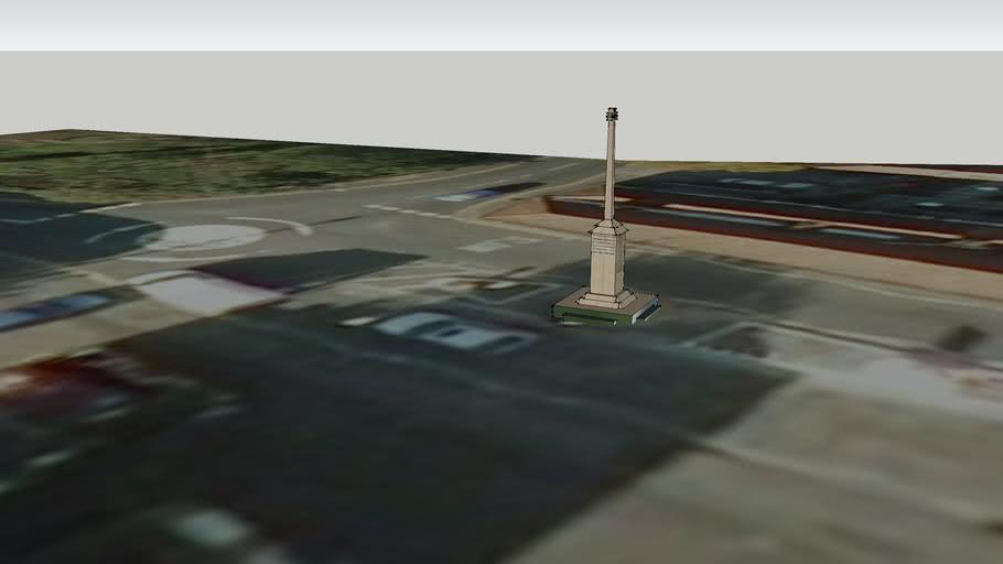 benfleet war memorial