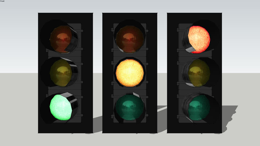 dialight LED traffic signals
