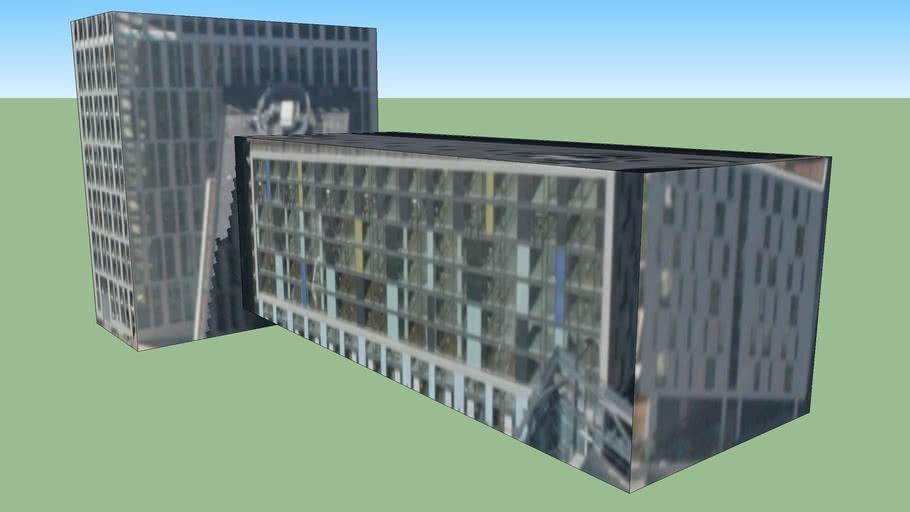 Строение по адресу Кембридж, MA, USA