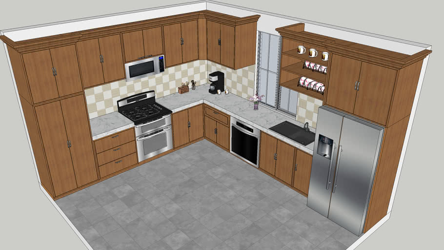ready kitchen