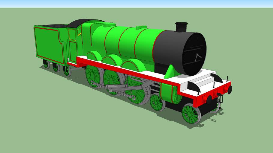 Henry the Green Engine - v2.0