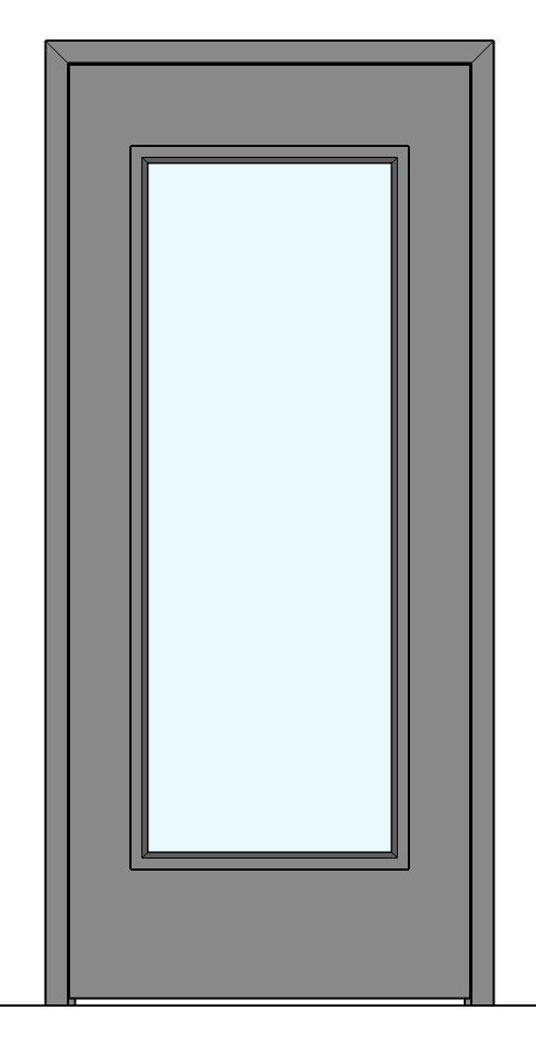 Steel door collection