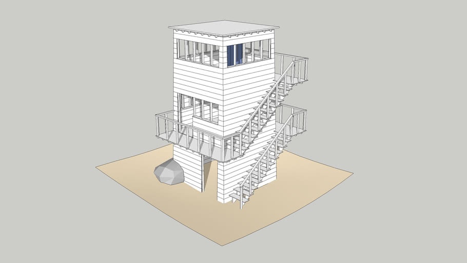 Military Watchtower
