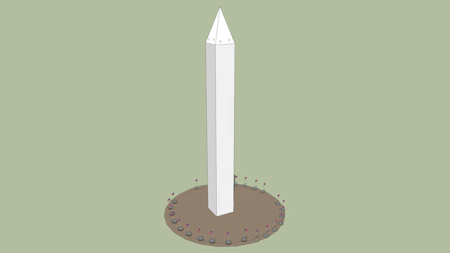 The tower of washington