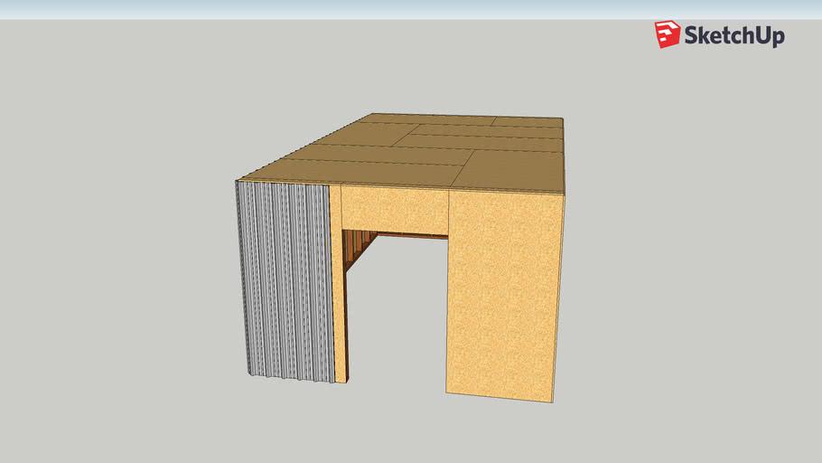 Rhino Box Profile 32/1000 Roofing Sheet